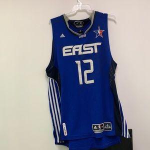 Adidas Dwight Howard #12 2010 AllStar NBA Jersey